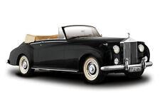 TSM Rolls Royce Silver Cloud II Drophead 1961 Black 1 43 (tsm124369)