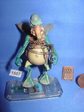 Star Wars 1999 WATTO w/Data Pad & Comtech chip 3.75 inch Figure COMPLETE