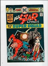 DC - ALL STAR COMICS #59 Justice Society of America - FN+ 1976 Vintage Comic