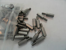"""8-32 X 1/4"""" Hex Male / Female Stainless Standoffs"""