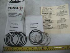 TuFlo 550 750 Air Compressor Piston Ring Set PAI DRS-4055-STD Ref# Bendix 107639