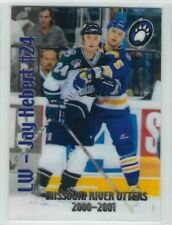 Jay Hebert 2000-01 Missouri River Otters (UHL)