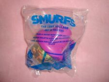 2017 Mcdonalds Happy Meal Toy Smurfs The Lost Village Purple House NIP