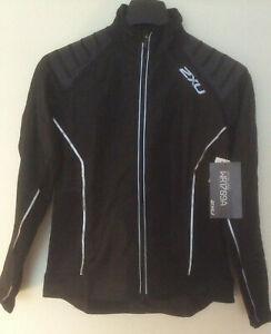 Damen Run-Jacket 2XU , Gr. M, schwarz , absolut neu / unbenutzt / mit Etiketten