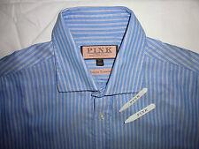 Cotton Thomas Pink Formal Shirts for Men's Singlepack