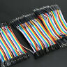 120pcs Kit Male To Female Dupont Wire Jumper Cable For Arduino Breadboard Set