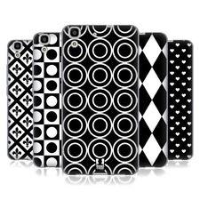 Housses et coques anti-chocs noir pour téléphone mobile et assistant personnel (PDA) à motifs