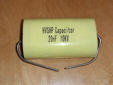 Folienkondensator 10kV 20nF, 200A, Tesla coil capacitor, cap Kondensator, 1pcs