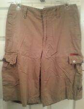 Vans Cargo Shorts Mens Size 31 waist