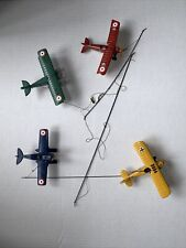 Authentic Models 1920 Biplane Mobile