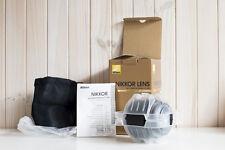 Nikon Lens AF-S Nikkor 85mm f/1.4G