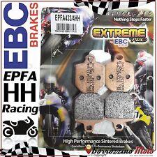 PASTIGLIE FRENO ANTERIORE EBC RACING EPFA433/4 HUSABERG FS 570 2010