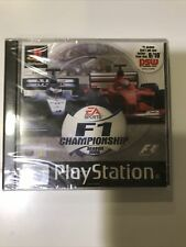 SONY PLAYSTATION PS1 F1 campeonato temporada 2000-Sellado De Fábrica-Free UK Post