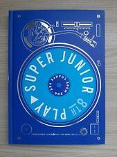 SUPER JUNIOR - The 8th album: Play (One More Chance ver.)