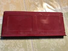 USED PEDAL CAR FIRE TRUCK TAIL GATE #3, FOR DIPSIDE AND OTHER PEDAL CARS! EX+++!