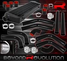 "28"" X 7"" X2.75"" Aluminum Race Intercooler +2.5"" Diy Piping Kit +Couplers Jdm Set"