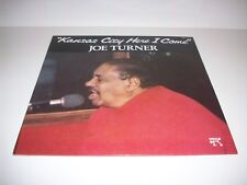 """Kansas City Here I Come"" by Joe Turner Vinyl LP Record Import NEW"