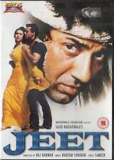 JEET - RARE EROS BOLLYWOOD DVD - Sunny Deol - Salman Khan - Karishma Kapoor.
