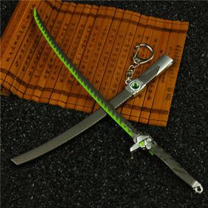 1/6 1:6 OVERWATCH Ninjia GENJI Blizzard Game Weaopn katana sword 10.5inch