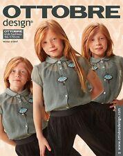 Ottobre Design magazine Children's Winter issue - 6/ 2017 - FREE shipping