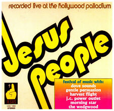 JESUS PEOPLE - Recorded Live At The Hollywood Palladium, CD