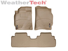 WeatherTech Mats FloorLiner for Escape/Tribute/Mariner - 1st & 2nd Row - Tan