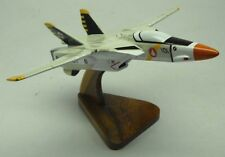 VF-1 Valkyrie Macross VF-1X Plus Airplane Wood Model Small New