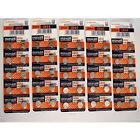 50 NEW LR44 MAXELL A76 L1154 AG13 357 SR44 303 BATTERY Expiration Date 12/2020