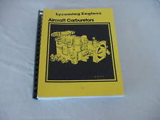 LYCOMING  CARBURETORS OVERHAUL & PARTS MANUAL  -19