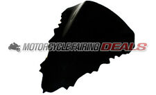 ABS Plastic Windshield Screen Black For Yamaha R1 2009 2010 2011 2012 Motorcycle
