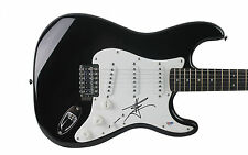 SYNYSTER GATES OF AVENGED SEVENFOLD SIGNED ELECTRIC GUITAR! PSA/DNA W24935