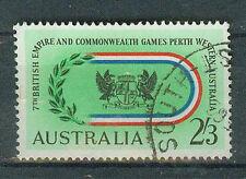 Briefmarken Australien 1962 Britische Weltsportspiele Mi.Nr.322