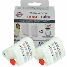 2 X TEFAL FASTEO Cartridge Anti Calc For SV6040 XD9060E0O
