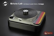 Thorens TD 124/124 MK 2 Plinth (Soild Maple) Black colour