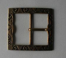 Gürtelschnalle Nickelfrei -Messing,einfache,schließe ,  NEU 4-5 cm.-5 cm. breit