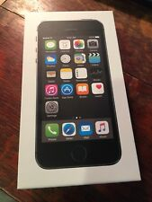 iPhone 5S Space Gray 16G **EMPTY BOX ONLY** - 16gb - IPHONE