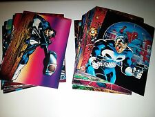 1992 Punisher War Journal: Guts & Gunpowder Cards by Comic Images (You Pick 2)