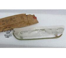 """Mopar """"NOS"""" 1963 Dodge B-Body Front Park-Signal Clear Lens 2421452"""