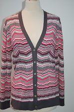 Ladies Lovely 'Via/Appia' Cardigan Size 38  BNWT ORIGINALLY £75 (DD7)