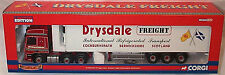 DAF CF Fridge Trailer Drysdale Freight Service CC13606 1-50 New in box ltd ed