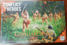 Academy Games Conflict of Heroes Guadalcanal The Pacific 1942 WW2 in shrinkwrap