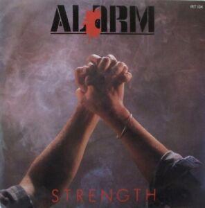 "ALARM - Strength ~ 12"" Single PS"