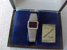 Women's Arnex LED Watch - silver - WORKS