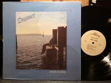 Jerry Goebel - Dreamer EX+ Abbey VINYL LP *SIGNED*