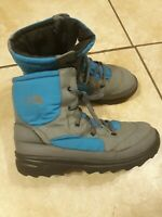North Face Boys Boots Size 6