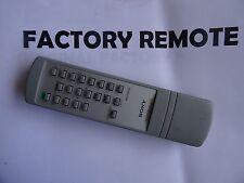 SONY RM-SEP30 AUDIO SYSTEM CONTROL REMOTE  CMTEP3, CMTEP30, CMTFP30, HCDEP30