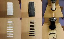 "Vertical Blind Repair Kit Spares - 89mm/3.5"" - Hangers, Weights & Chain"