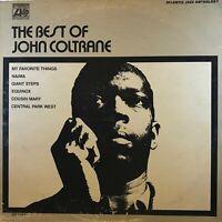 John Coltrane - The Best of John Coltrane - Atlantic Records - 1970 - Vinyl LP