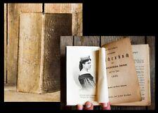 1868 généalogie Gotha Gothaisches généalogique Livre de poche