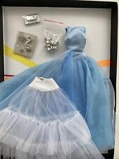 Fashion Royalty Adele dress/Accessoires